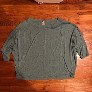 Natural Life Clothing 3/4 Sleeve Top